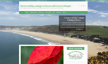 rent a holiday cottage